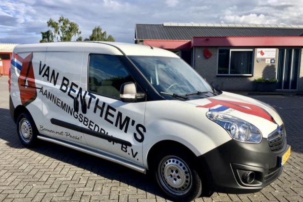 Bedrijfsauto Verbouw, Onderhoud & Renovatie